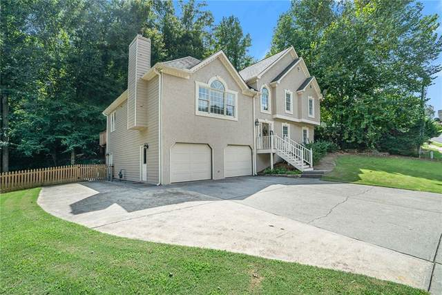 4110 Dream Catcher Drive, Woodstock, GA 30189 (MLS #6773786) :: The Hinsons - Mike Hinson & Harriet Hinson