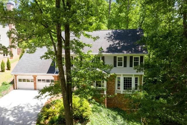 1622 E Bank Drive, Marietta, GA 30068 (MLS #6774105) :: Tonda Booker Real Estate Sales