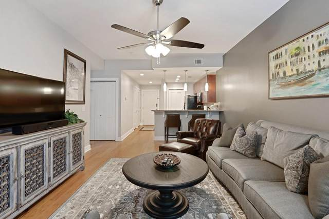 3655 Peachtree Road NE #204, Atlanta, GA 30319 (MLS #6774168) :: Good Living Real Estate