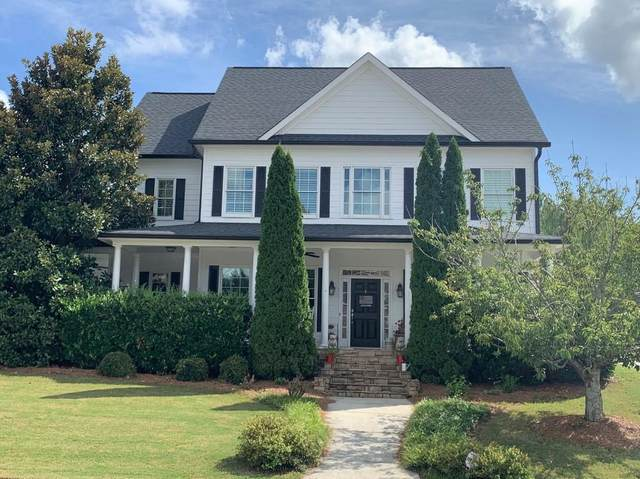 763 Windsor Creek Trail, Grayson, GA 30017 (MLS #6775348) :: North Atlanta Home Team