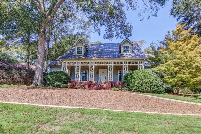 4138 Town Branch Court SW, Covington, GA 30014 (MLS #6775531) :: Tonda Booker Real Estate Sales