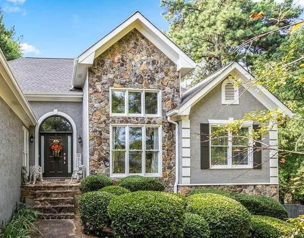 1625 Little Lisa Lane, Snellville, GA 30078 (MLS #6776490) :: Tonda Booker Real Estate Sales