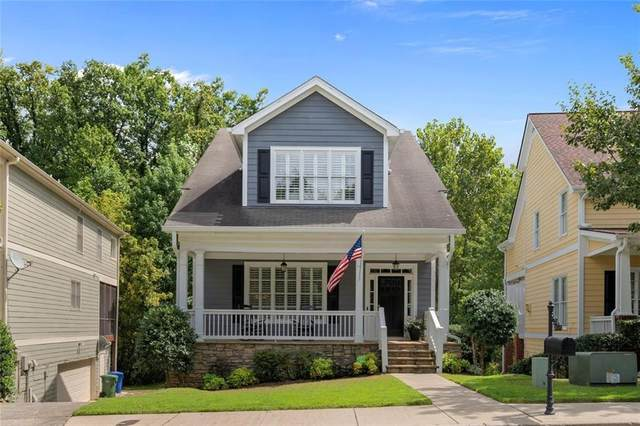 2185 Parkview Run NW, Atlanta, GA 30318 (MLS #6776498) :: The Cowan Connection Team