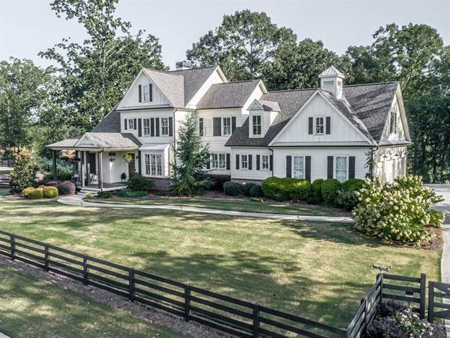 285 Red Gate Drive, Canton, GA 30115 (MLS #6776721) :: Path & Post Real Estate