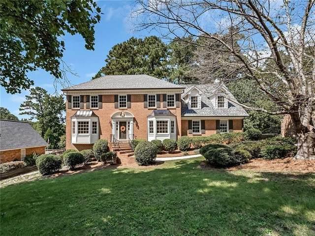 4645 Jefferson Lane SW, Lilburn, GA 30047 (MLS #6777212) :: North Atlanta Home Team