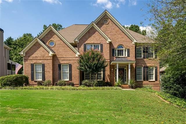 676 Red Sunset Circle, Powder Springs, GA 30127 (MLS #6777835) :: North Atlanta Home Team