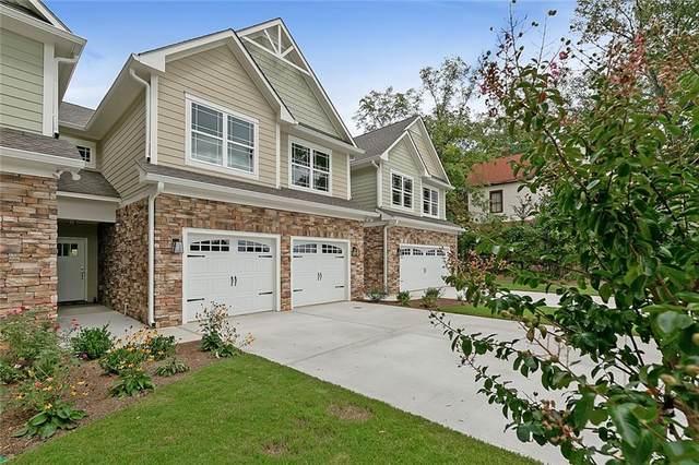 4442 Northside Drive, Acworth, GA 30101 (MLS #6778340) :: Good Living Real Estate