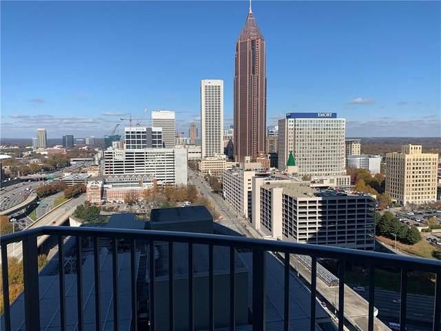 400 W Peachtree Street NW #2116, Atlanta, GA 30308 (MLS #6778522) :: 515 Life Real Estate Company
