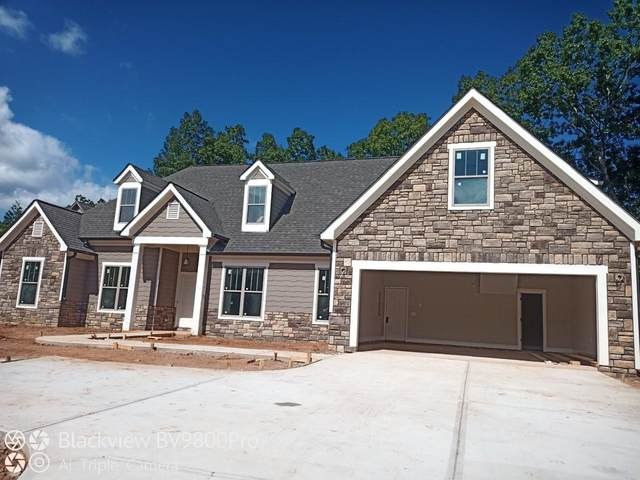 6078 Rockingham Way, Gainesville, GA 30506 (MLS #6778678) :: The Hinsons - Mike Hinson & Harriet Hinson
