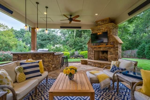 934 Carter Drive, Atlanta, GA 30319 (MLS #6779098) :: Tonda Booker Real Estate Sales