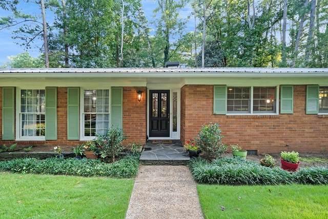 2265 Springwood Drive, Decatur, GA 30033 (MLS #6779397) :: Keller Williams Realty Atlanta Classic