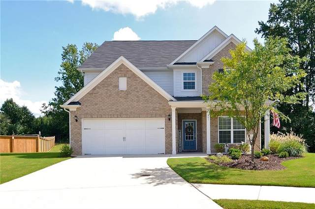461 Timberleaf Road, Canton, GA 30115 (MLS #6780010) :: North Atlanta Home Team