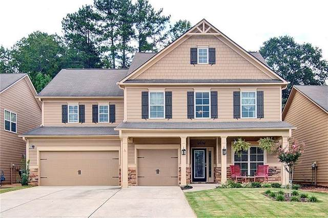 237 Anniversary Lane, Acworth, GA 30102 (MLS #6780333) :: North Atlanta Home Team