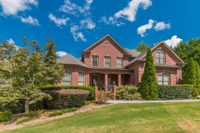 105 Carriage Station Drive, Lawrenceville, GA 30046 (MLS #6780778) :: The Cowan Connection Team