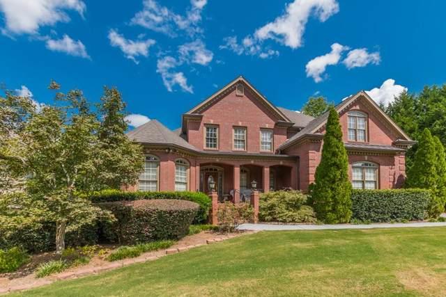 105 Carriage Station Drive, Lawrenceville, GA 30046 (MLS #6780778) :: North Atlanta Home Team