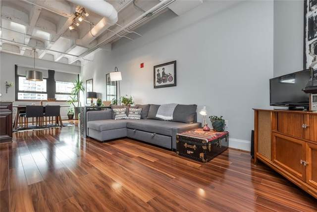 878 Peachtree Street NE #627, Atlanta, GA 30309 (MLS #6780976) :: The Zac Team @ RE/MAX Metro Atlanta