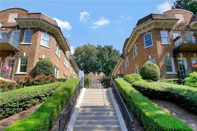 907 Piedmont Avenue NE #15, Atlanta, GA 30309 (MLS #6781251) :: Lucido Global