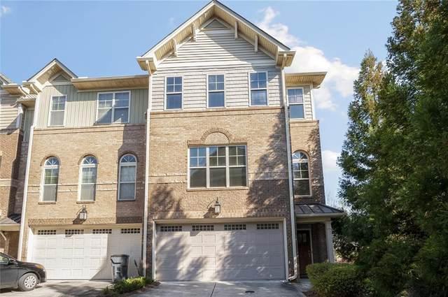 2459 Palladian Manor Way SE #2, Atlanta, GA 30339 (MLS #6781685) :: North Atlanta Home Team