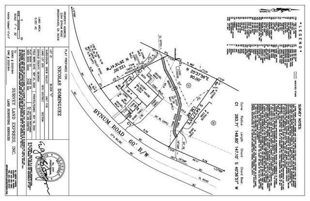 2344 Bynum Road NE, Brookhaven, GA 30319 (MLS #6781820) :: RE/MAX Prestige