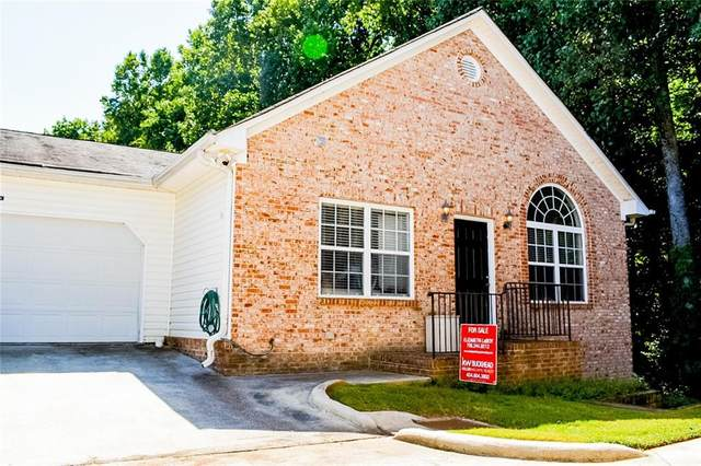 3414 Double Eagle Drive #29, Marietta, GA 30008 (MLS #6781997) :: The Zac Team @ RE/MAX Metro Atlanta