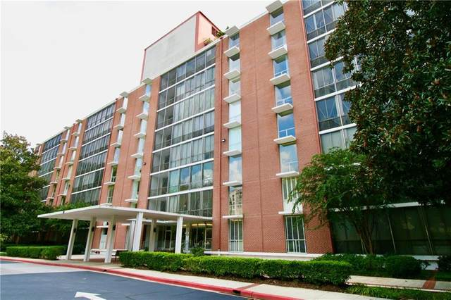 130 26th Street NW #712, Atlanta, GA 30309 (MLS #6783277) :: Vicki Dyer Real Estate
