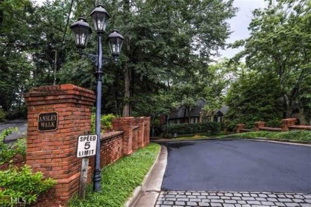 480 E Ansley Walk Terrace NE #480, Atlanta, GA 30309 (MLS #6783377) :: Compass Georgia LLC