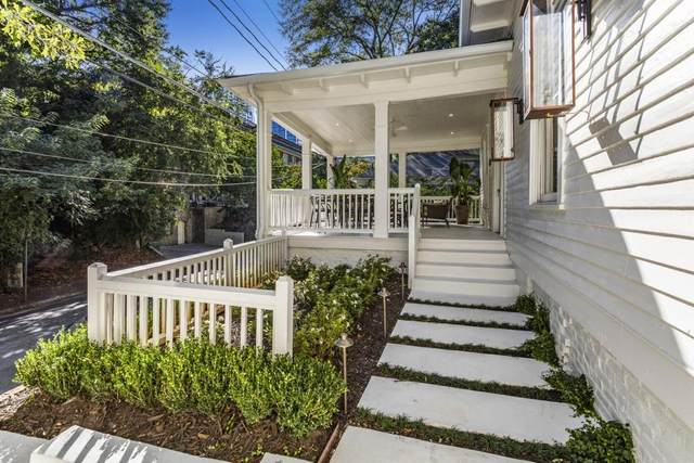 218 8th Street NE, Atlanta, GA 30309 (MLS #6783628) :: Tonda Booker Real Estate Sales