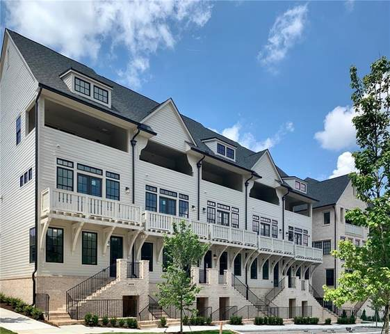 6825 Prelude Drive #276, Sandy Springs, GA 30328 (MLS #6783920) :: North Atlanta Home Team