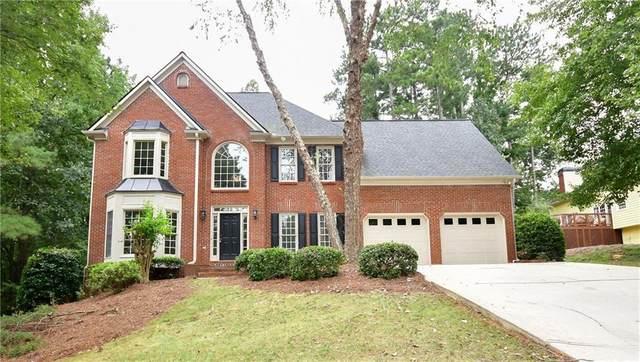4865 Creek Ridge Court, Douglasville, GA 30135 (MLS #6785007) :: Tonda Booker Real Estate Sales