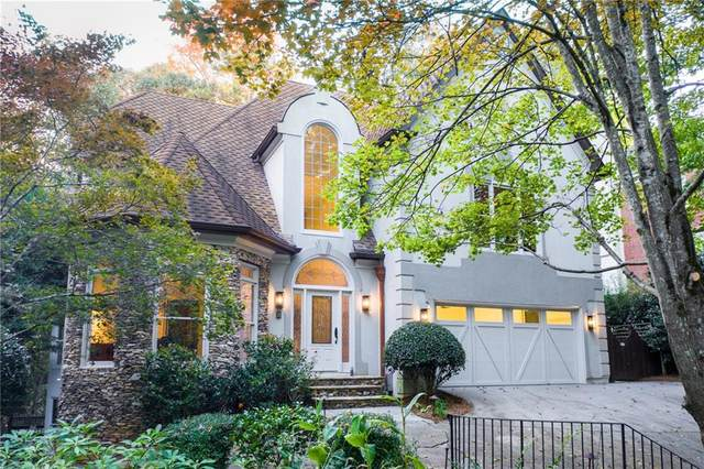 988 Mason Woods Drive NE, Atlanta, GA 30329 (MLS #6785541) :: Tonda Booker Real Estate Sales
