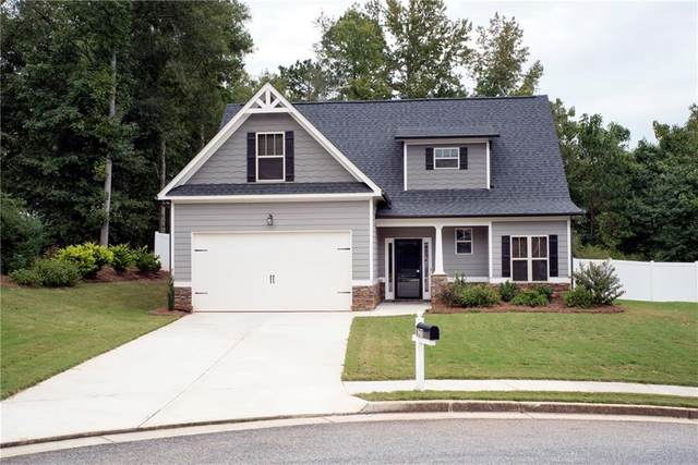 631 River Rock Circle, Jefferson, GA 30549 (MLS #6785910) :: The Heyl Group at Keller Williams
