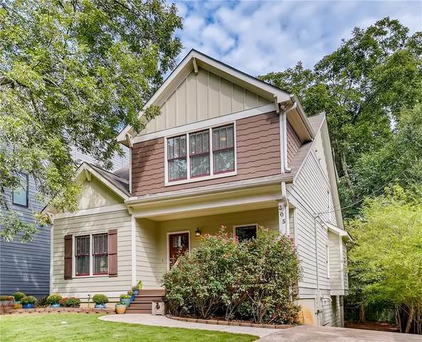 205 Lowry Street, Atlanta, GA 30307 (MLS #6785927) :: Oliver & Associates Realty