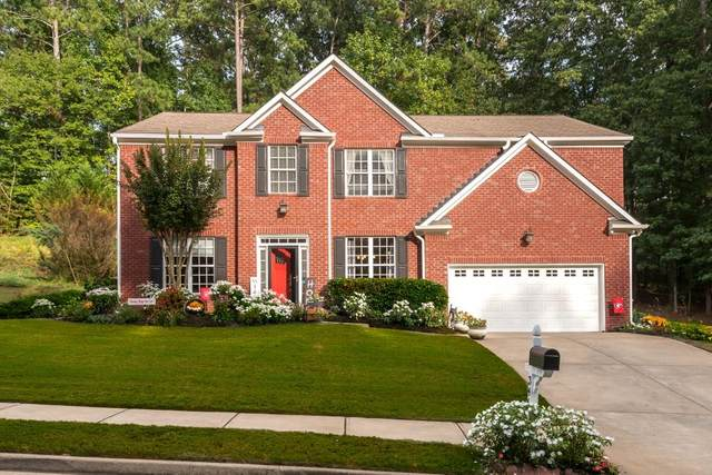 346 Ivy Manor Drive NW, Marietta, GA 30064 (MLS #6786234) :: North Atlanta Home Team