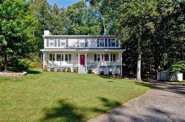 3150 Bouchard Way NE, Marietta, GA 30066 (MLS #6786359) :: Tonda Booker Real Estate Sales