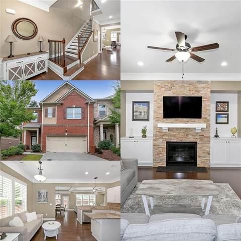 153 Barkley Lane, Sandy Springs, GA 30328 (MLS #6786847) :: Kennesaw Life Real Estate