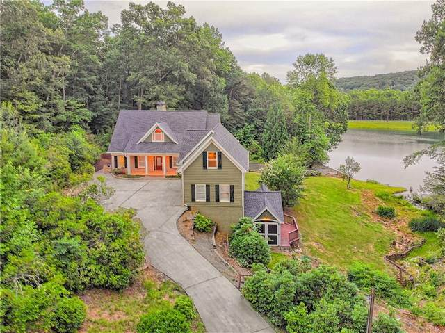 645 Yates Circle, Clarkesville, GA 30523 (MLS #6787151) :: Rock River Realty