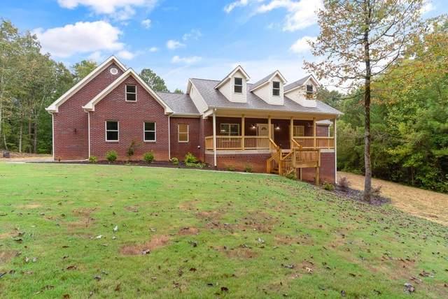 952 Ray Mountain Road, Jasper, GA 30143 (MLS #6787679) :: North Atlanta Home Team