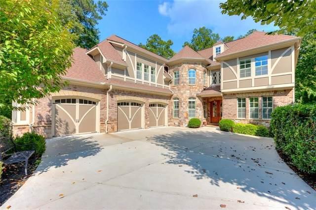 3221 Lost Mill Trace, Marietta, GA 30062 (MLS #6788262) :: Path & Post Real Estate