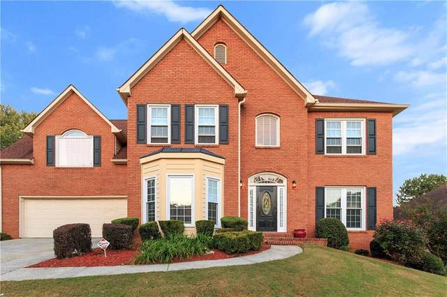 1015 Sunny Field Court, Lawrenceville, GA 30043 (MLS #6788372) :: North Atlanta Home Team