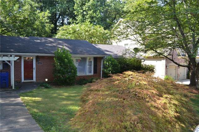 1331 Briarwood Drive NE, Atlanta, GA 30306 (MLS #6790287) :: Keller Williams Realty Cityside