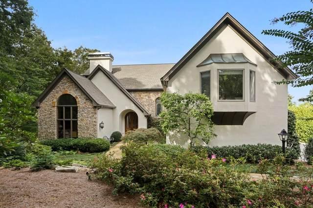 55 Pointe Ridge Drive, Atlanta, GA 30328 (MLS #6790763) :: Tonda Booker Real Estate Sales