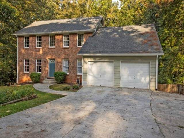 5216 Golfcrest Circle, Stone Mountain, GA 30088 (MLS #6790932) :: North Atlanta Home Team