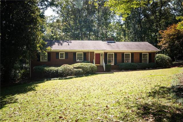 827 Hickory Drive SW, Marietta, GA 30064 (MLS #6791521) :: Keller Williams Realty Atlanta Classic