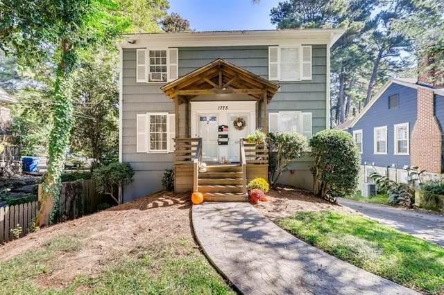 1773 Monroe Drive NE, Atlanta, GA 30324 (MLS #6792607) :: KELLY+CO