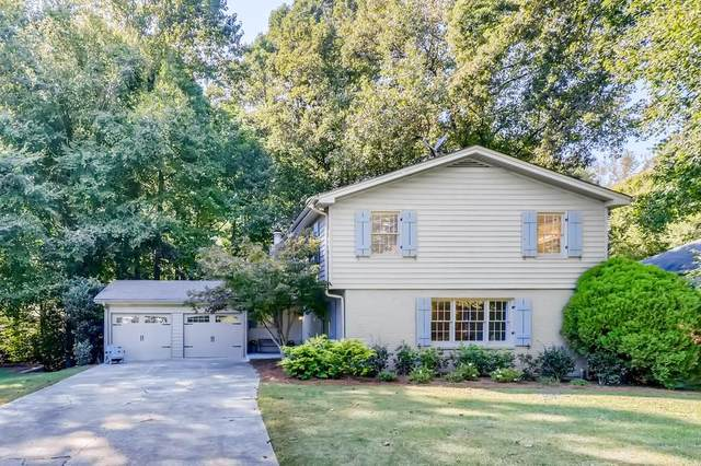 4966 Cambridge Drive, Dunwoody, GA 30338 (MLS #6792692) :: Tonda Booker Real Estate Sales