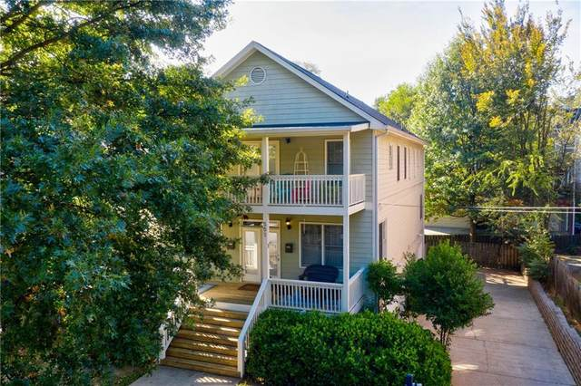 553 Boulevard Place NE B, Atlanta, GA 30308 (MLS #6793206) :: North Atlanta Home Team