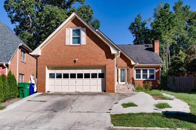 1523 Pangborn Station Drive, Decatur, GA 30033 (MLS #6793524) :: North Atlanta Home Team