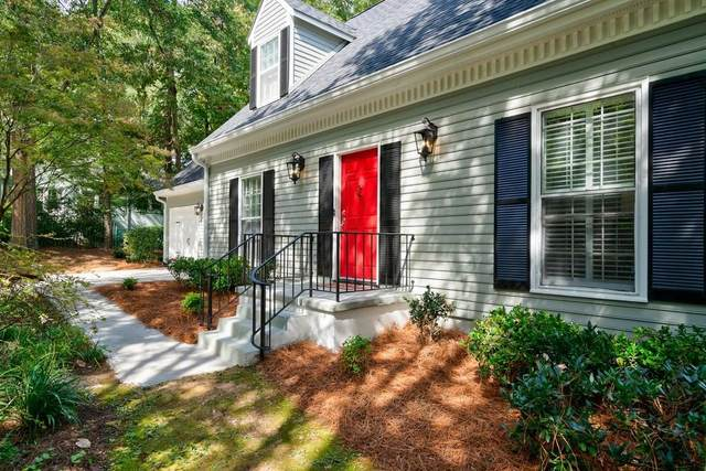 607 Collier Road NW, Atlanta, GA 30318 (MLS #6793760) :: The Zac Team @ RE/MAX Metro Atlanta