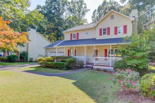 2030 Two Springs Way NW, Lawrenceville, GA 30043 (MLS #6793843) :: North Atlanta Home Team