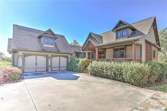 98 Cottage Lane, Toccoa, GA 30577 (MLS #6793895) :: Lucido Global